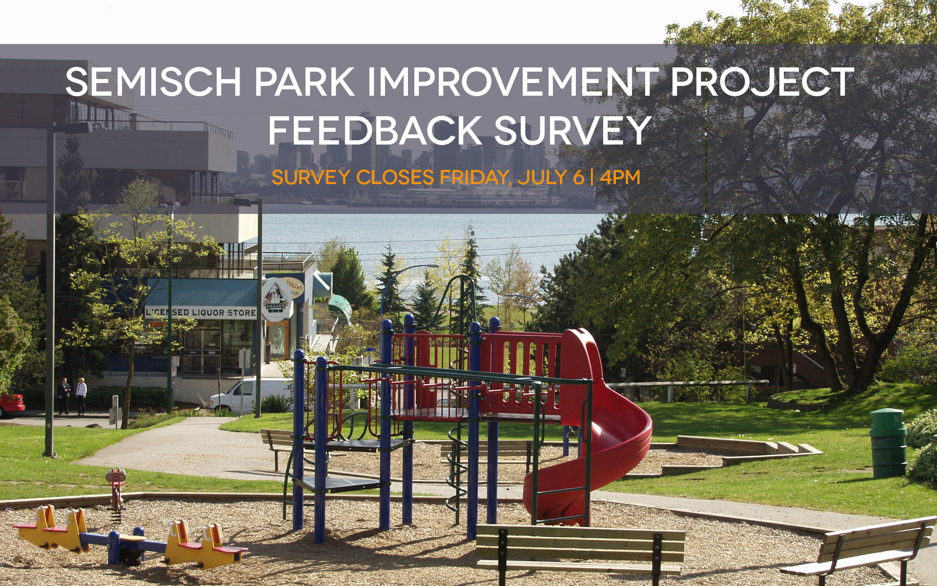 Semisch Park Improvement Survey #2